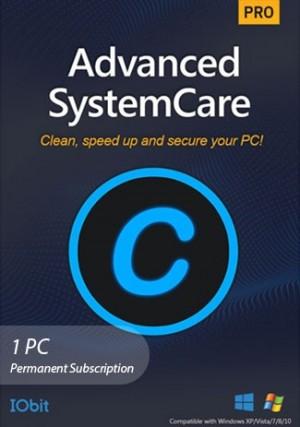 Advanced SystemCare 14 Pro - 1 PC (Permanent Subscription)