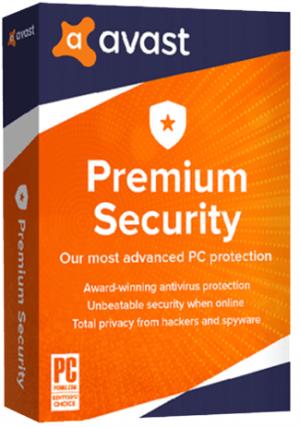 Avast Premium Security - 10 PCs/2 Years