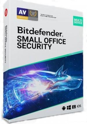 Bitdefender SOS 20 Devices / 1 Year