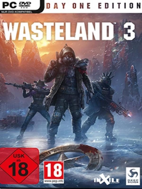 Wasteland 3 - Day One Edition