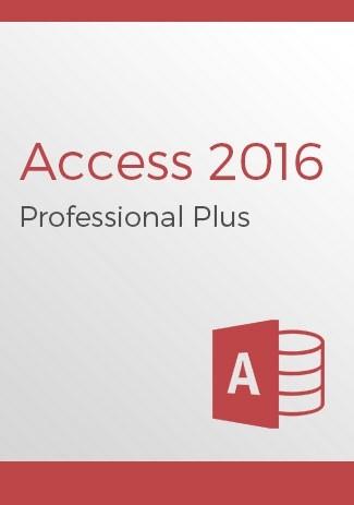 Microsoft Office 2016 Professional Access Key (1 PC)